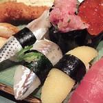 「初花 」でお寿司食べ放題