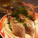 夫の実家滞在記 – お寿司編 –