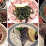 お魚と生もの大好き