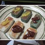 京の食べ物
