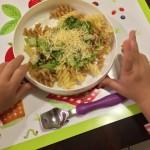 【簡単レシピ】ブロッコリーとアンチョビのパスタ