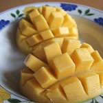 マンゴーの季節♪