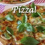 ピザ大好き
