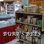 BURT'S BEESのスクラブ