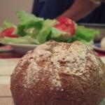 自家製酵母パンが焼けた!(でも失敗)