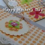 母の日カードとプレゼント