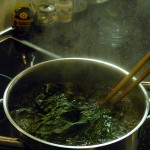 自家製・紫蘇の佃煮