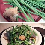 蒸し魚料理・中華風